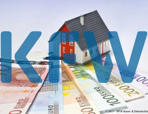 Neue Zuschüsse von der KFW Bank für 2017