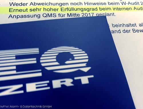 Qualität mit Brief und Siegel – DIN ISO 9001:2008