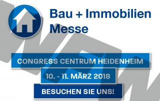 WFW Baumesse Immobilienmesse Heidenheim