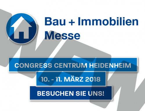 Bau + Immobilien Messe 2018
